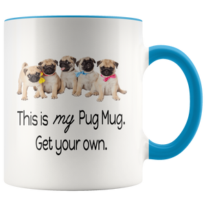 Pug Mug - Fur Baby Whims