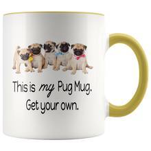 Load image into Gallery viewer, Pug Mug - Fur Baby Whims