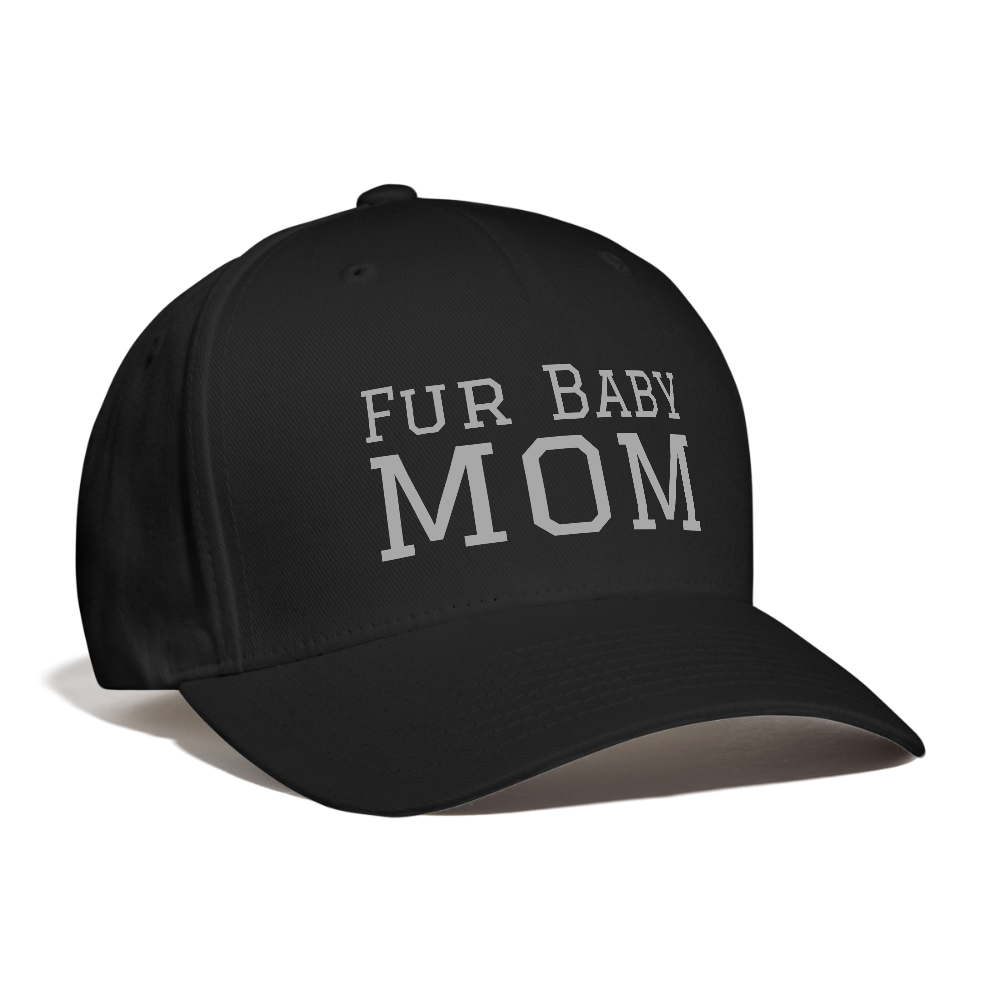 Fur Baby Mom - Baseball Cap - Fur Baby Whims