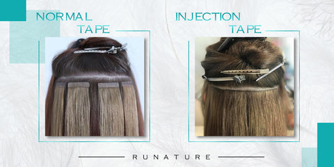 injection tape hair extensions