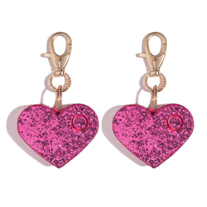 Heart to Heart | Alarm Twin Set - shop and save with free shipping and free gifts with purchase only at blingsting.com