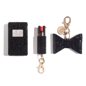 Black Tie | Safety Dress Code - shop and save with free shipping and free gifts with purchase only at blingsting.com