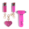 Very Merry Pink Gift Set - shop and save with free shipping and free gifts with purchase only at blingsting.com