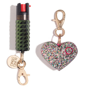 Cate Moss Sweet Heart Self Defense Set - shop and save with free shipping and free gifts with purchase only at blingsting.com