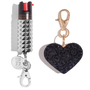 Rock Solid Self Defense Set - shop and save with free shipping and free gifts with purchase only at blingsting.com