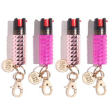 Double Trouble Pink | Pepper Spray Duo - blingsting.com