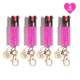 Arm Candy | Pepper Spray 4 Pack - shop and save with free shipping and free gifts with purchase only at blingsting.com