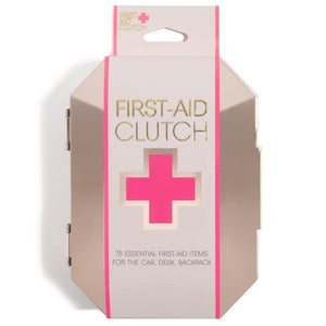 First-Aid Clutch - shop and save with free shipping and free gifts with purchase at blingsting.com