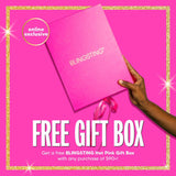 Hot Pink 💕 Gift Box - shop and save with free shipping and free gifts with purchase only at blingsting.com