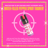 Queen B | Pepper Spray Duo - shop and save with free shipping and free gifts with purchase only at blingsting.com