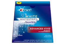 Crest 3D White Advanced Vivid - 14 Pouches 28 Strips