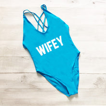 Wifey swimsuit - Celebrity Smile