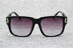 Mens Vintage Retro Hip Hop Style Sun Glasses