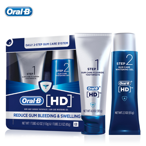 ORAL-B 3D Whitening toothpaste kit