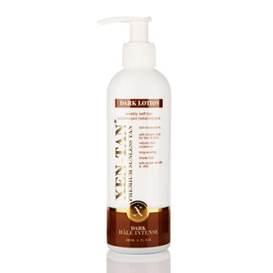 XEN TAN award winning best selling dark self tanning lotion - Celebrity Smile