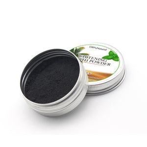 Natural  Activated Coconut Charcoal Toothpaste - Celebrity Smile