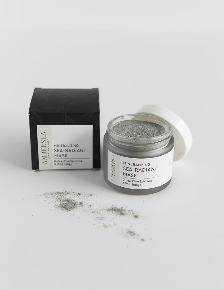 Mineralizing Sea-Radiant Mask
