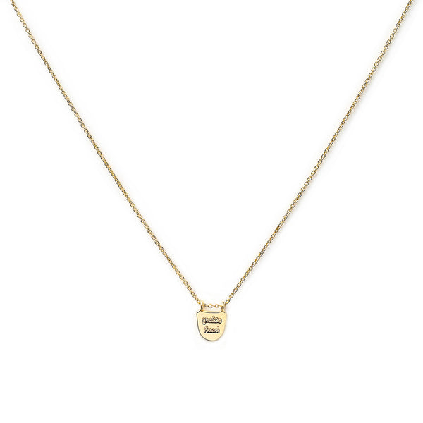 GOLD LIMITLESS NECKLACE
