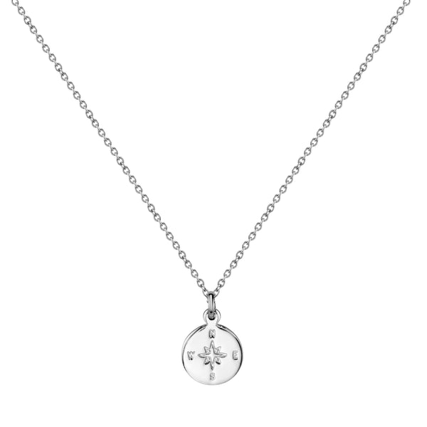 COMPASS CHAIN NECKLACE