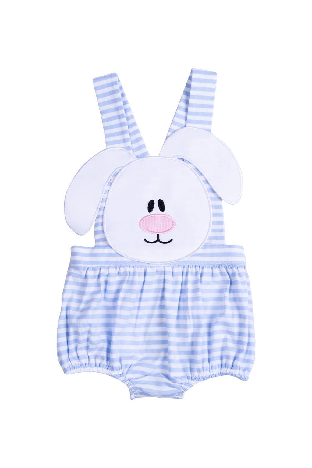 Boys Knit Bunny Face Bubble
