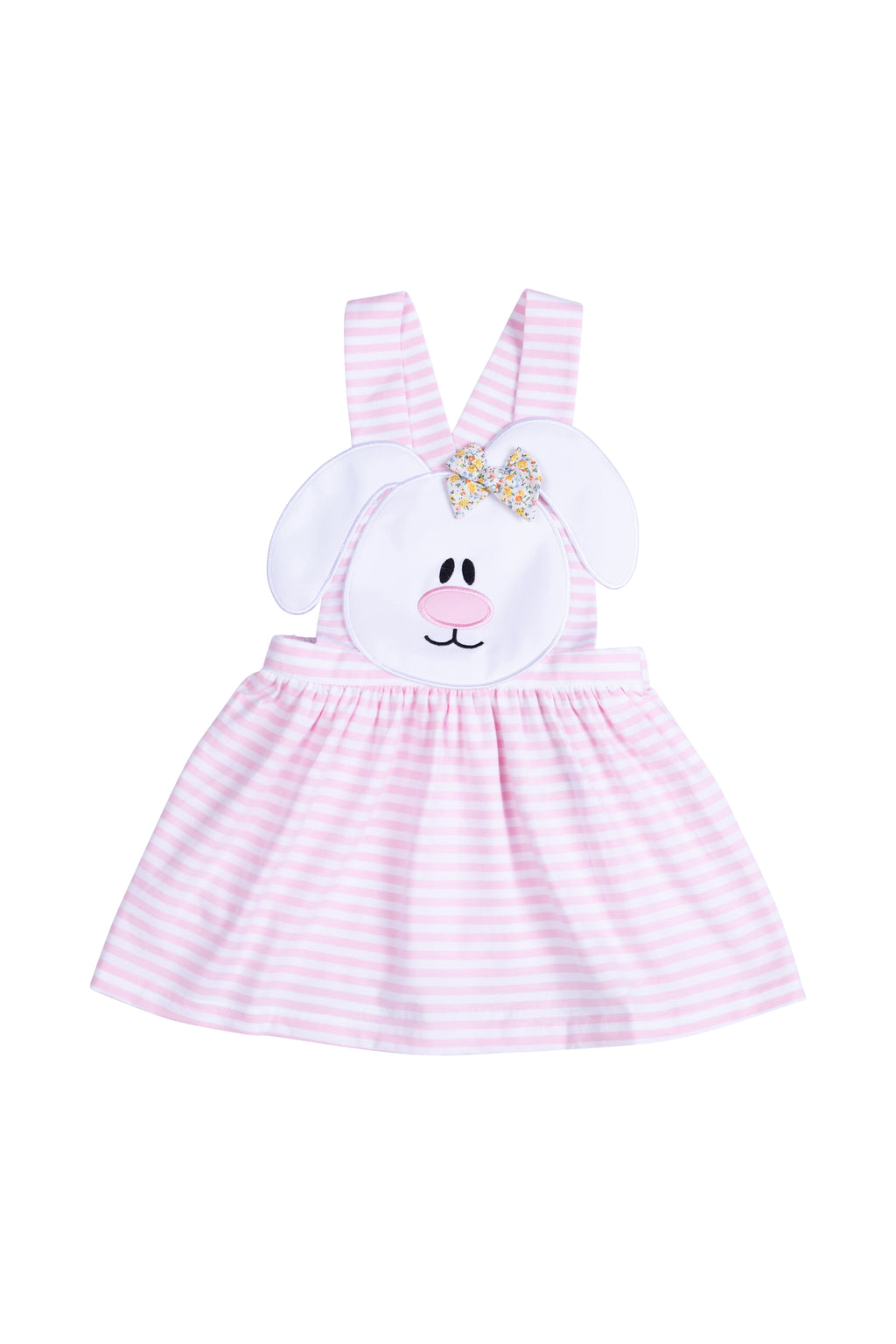 Girls Bunny Face Dress