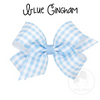 Medium Gingham Bow (Multiple Color Options)