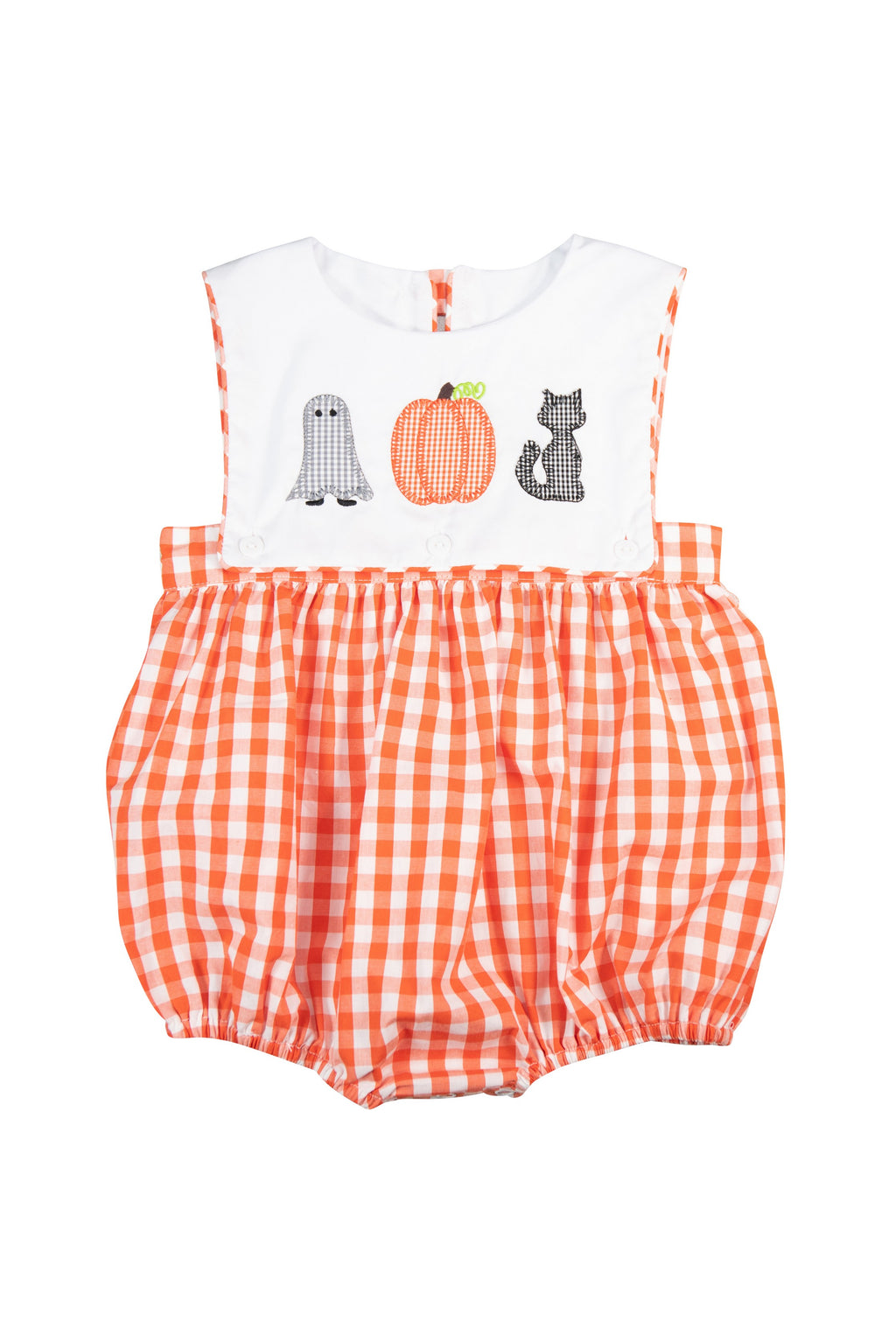 Boys Halloween Trio Button-On Bubble