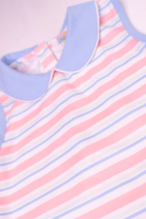 Girls Stylin' Stripes Dress