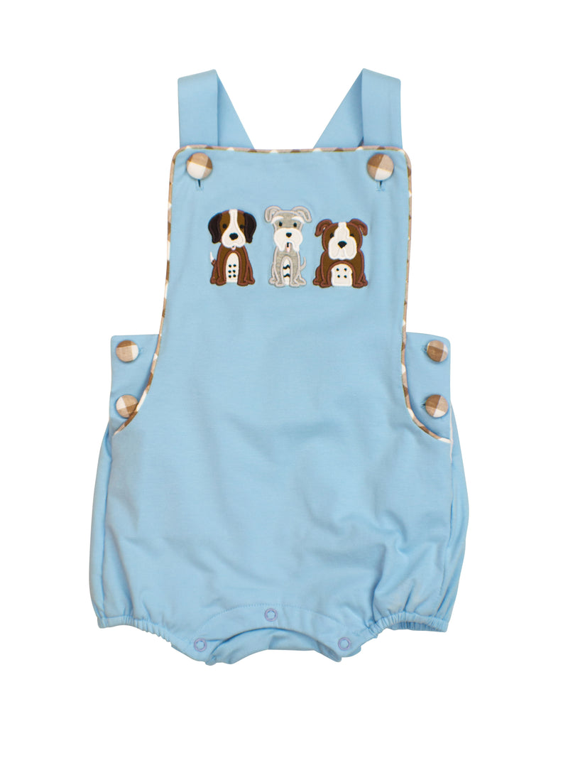 Boys Dog Sunsuit