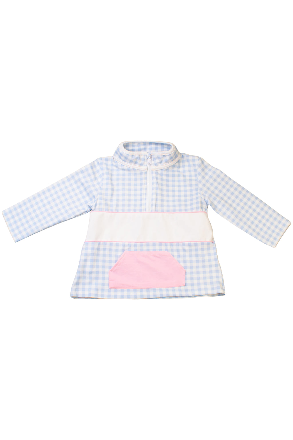 Girls Knit Embroidered Name Pullover