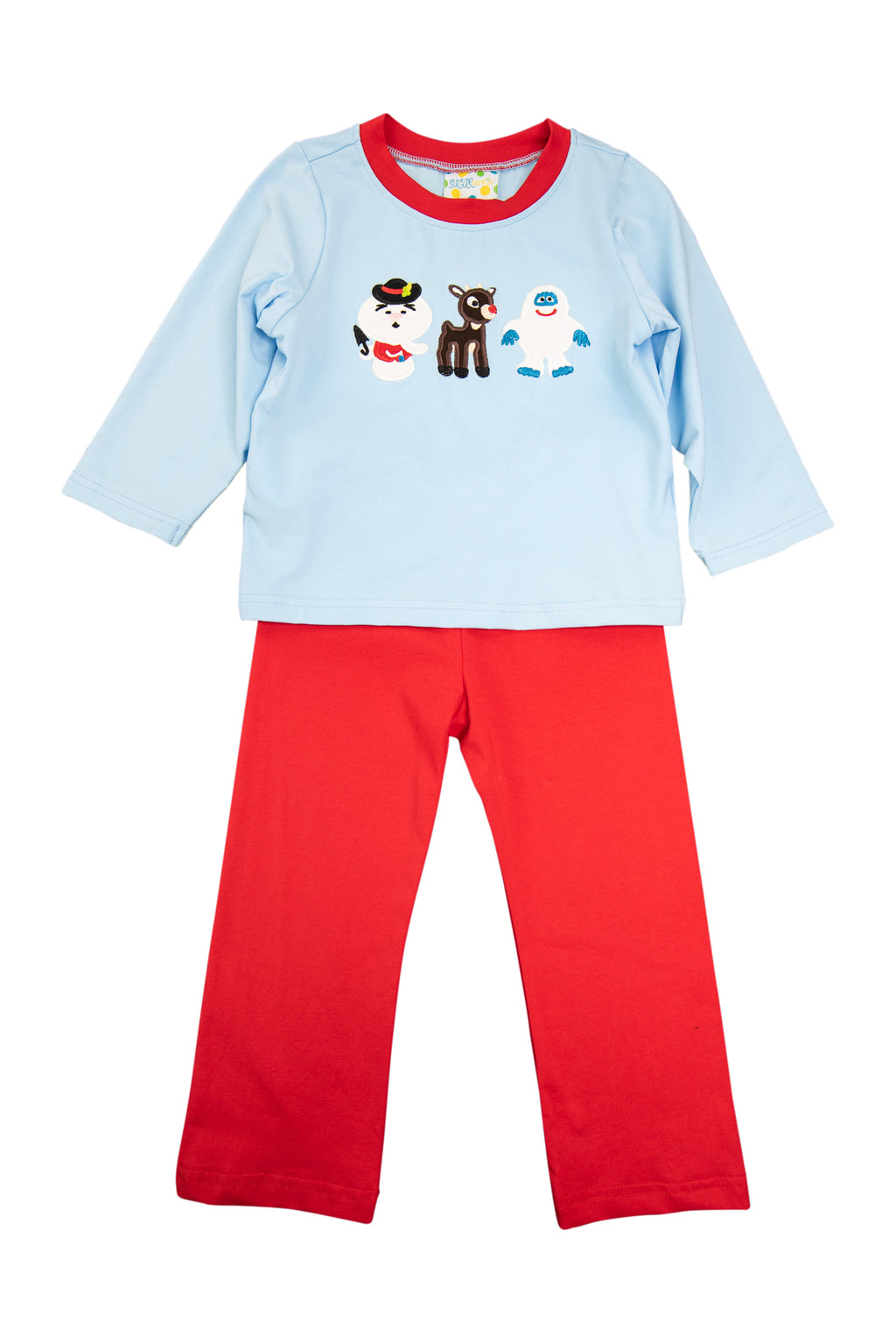 Boys Rudolph & Friends Pants Set