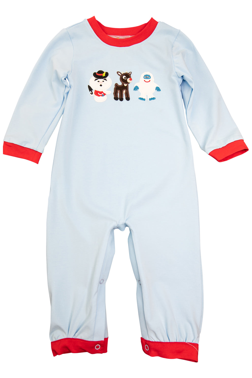 Boys Rudolph & Friends Romper