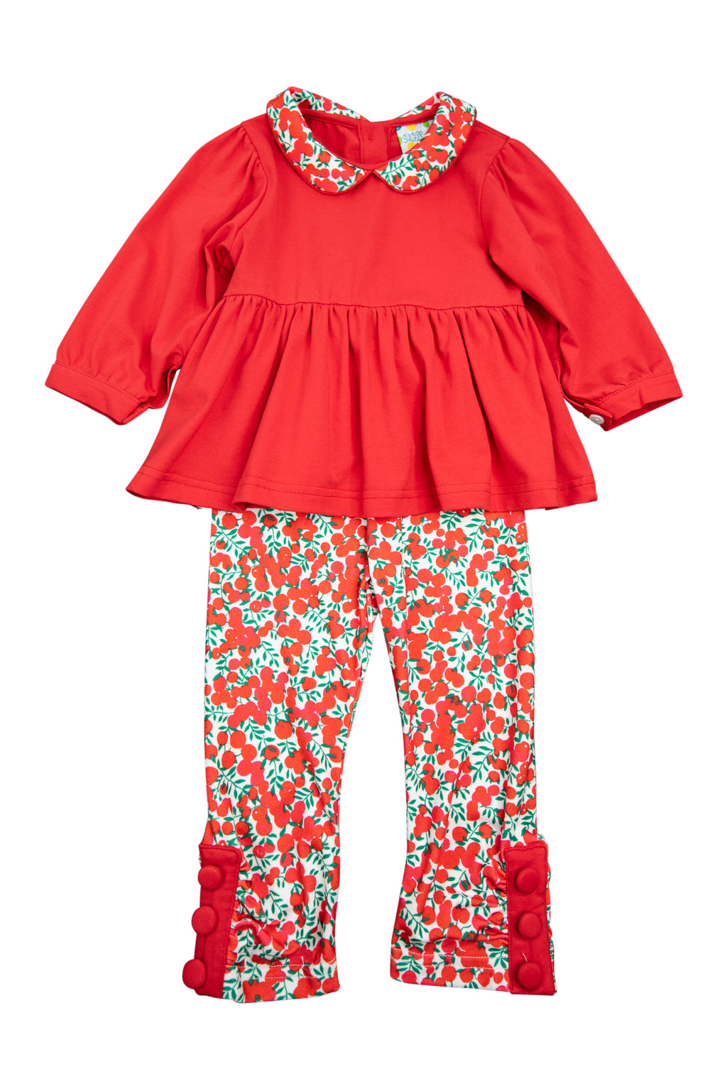 Girls Holly Pant Set