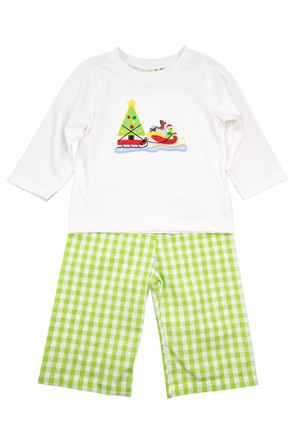 Boys Mean One Pants Set