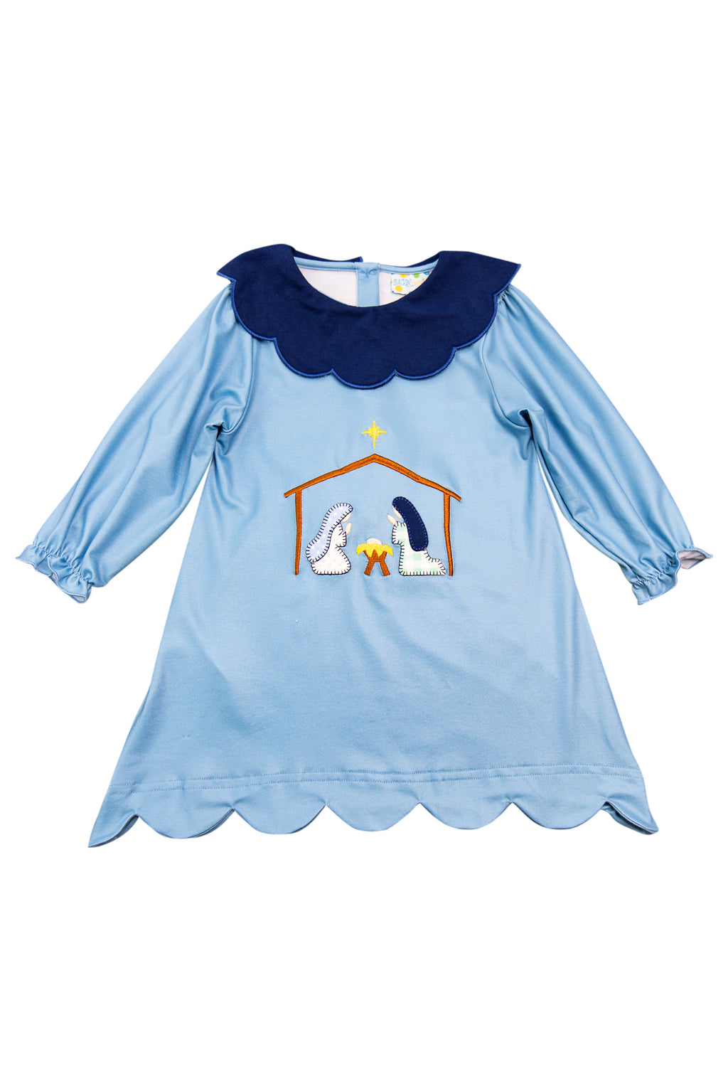 Girls Nativity Dress