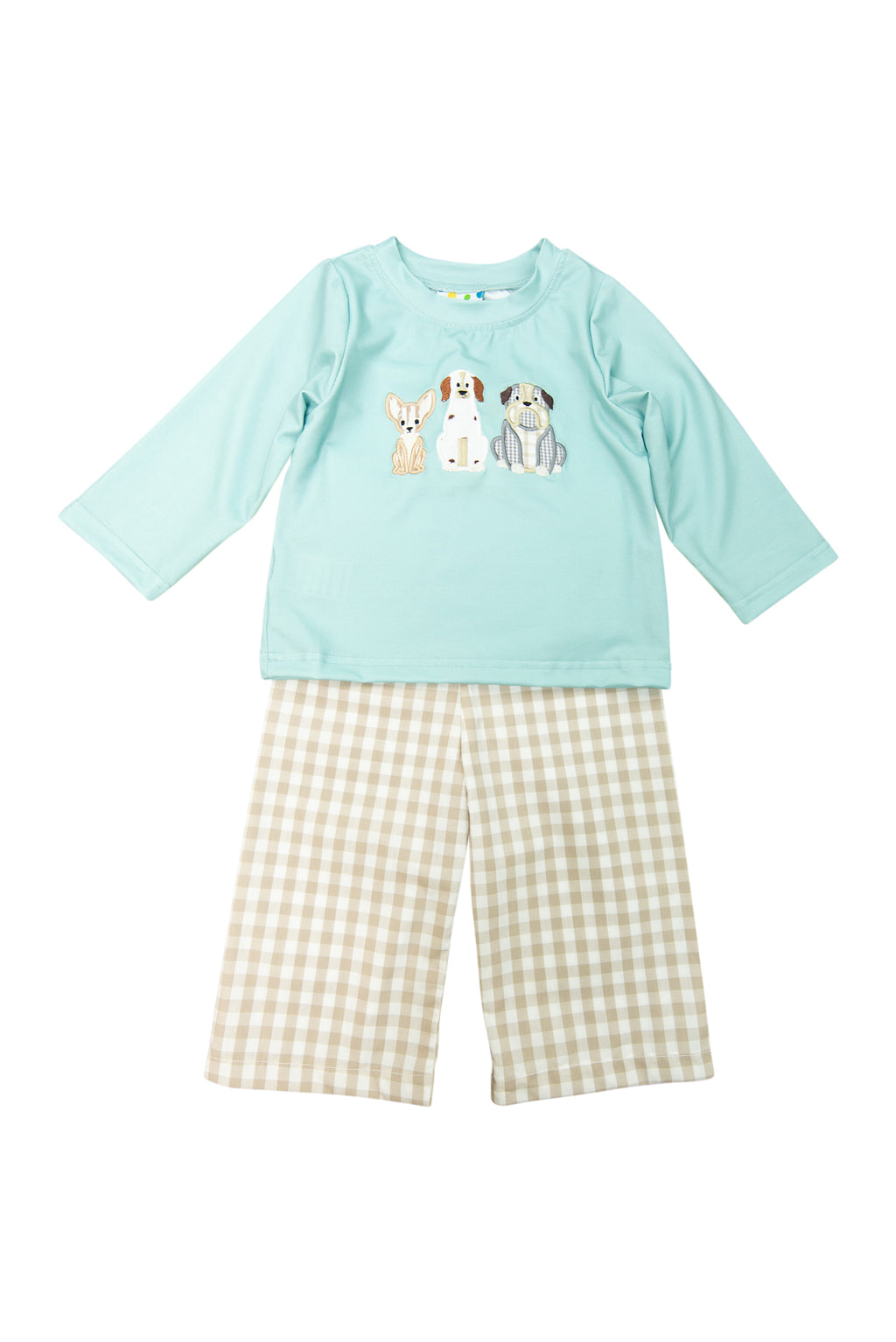 Boys Doggy Pals Pants Set