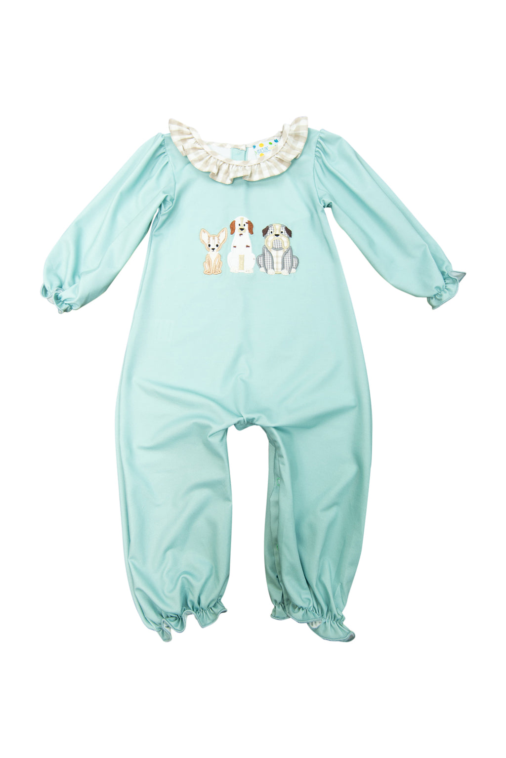 Girls Doggy Pals Romper