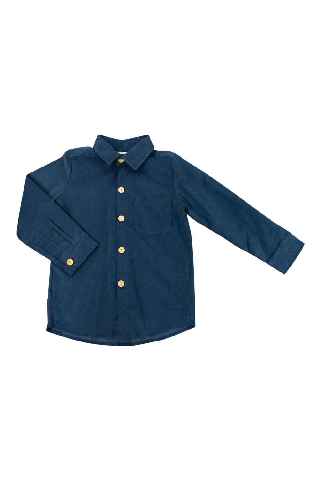 Boys Corduroy Shirt Only