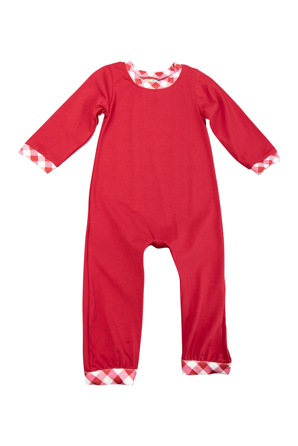 Boys Winter Romper