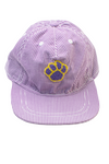 French Knot Paw Print Hat