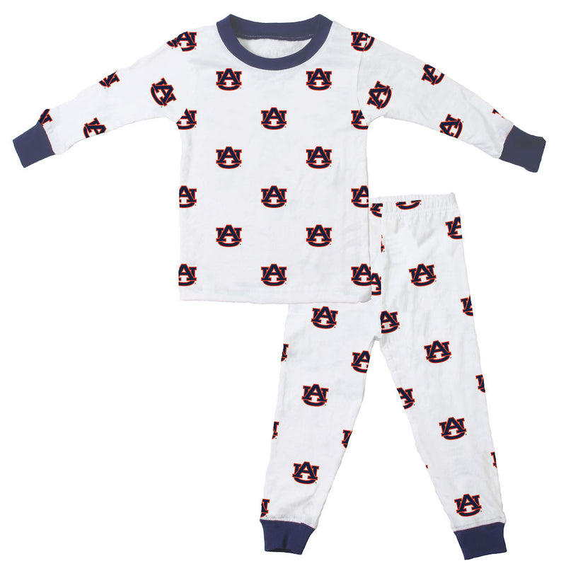 Unisex Auburn PJ's - Wes and Willy Brand