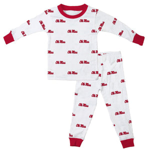 Unisex Ole Miss PJ's - Wes and Willy Brand
