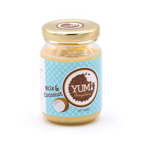 "One ""Milk & Coconut"" Yum Jar"