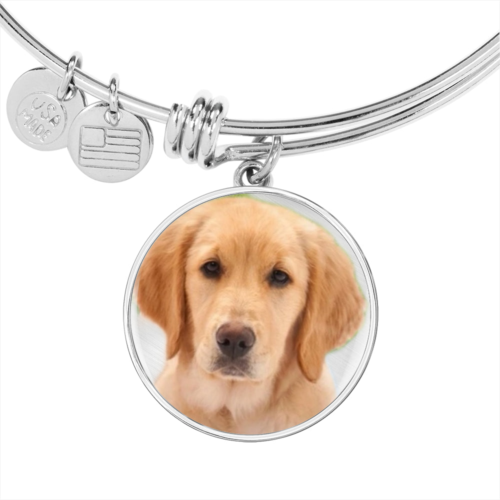 Labrador Dog Luxury Bangle