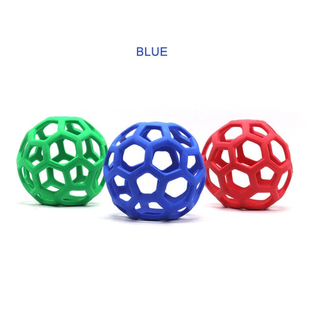 Geometric Safety Toy Ball - Pet Gear Solutions