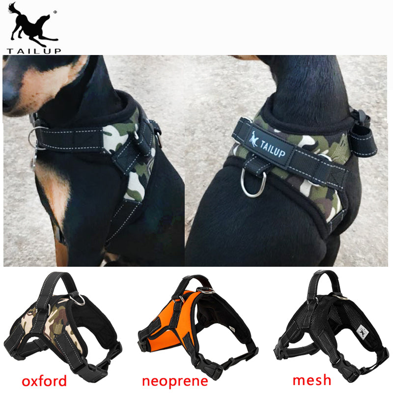Glowing Dog Harness - Pet Gear Solutions