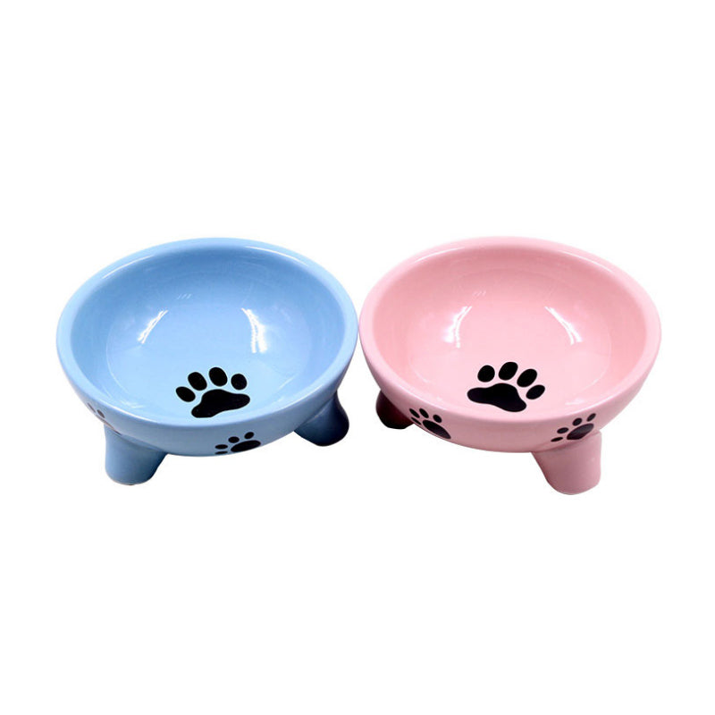 Ceramic Non-slip Food Bowl - Pet Gear Solutions