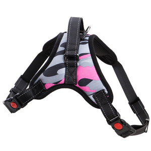Camouflage Dog Training Harness - Pet Gear Solutions