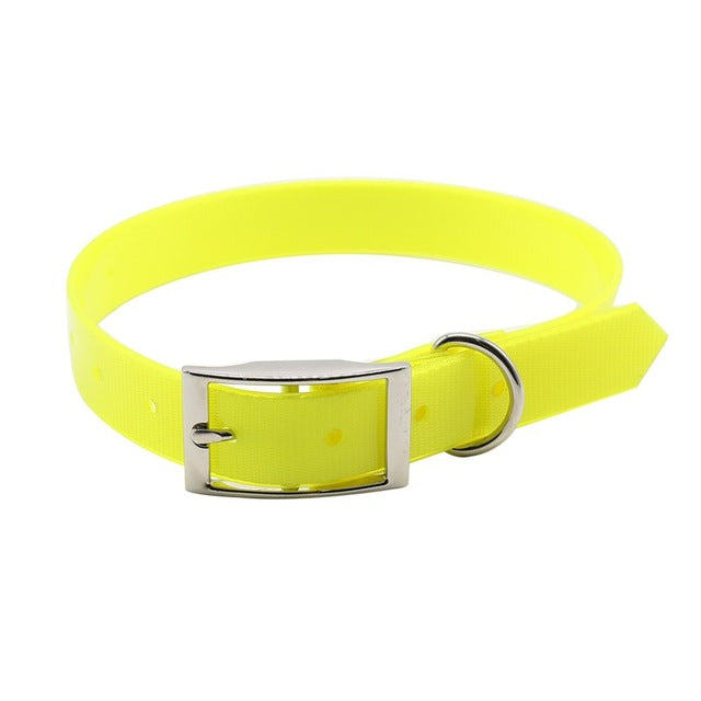 Adjustable Nylon Dog Collar - Pet Gear Solutions