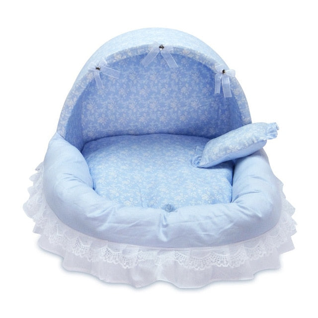 Dog Princess Comfortable Bed - Pet Gear Solutions